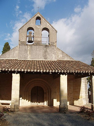 Eglise Ste Gemme 2