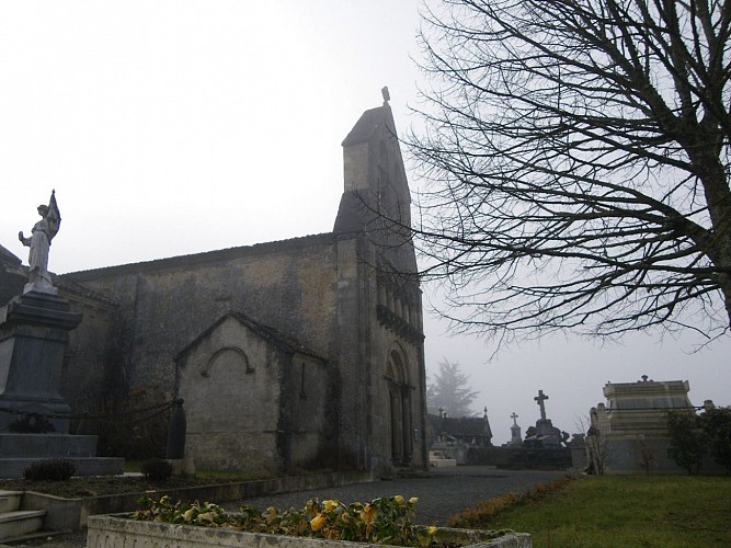 Eglise de Soussac