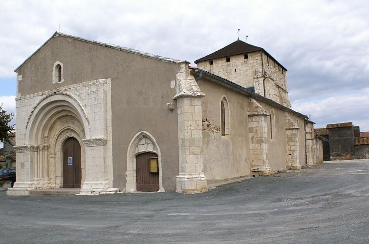 Eglise Marcillac