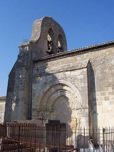 Eglise de Faleyras