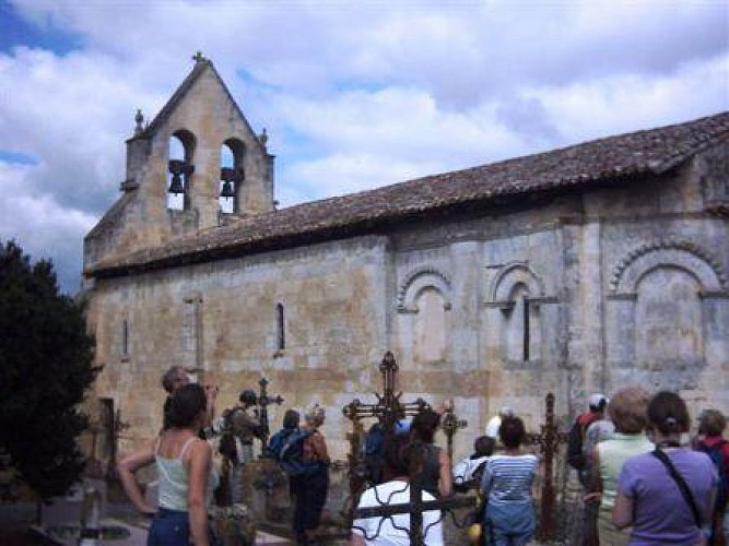 Eglise de Montignac