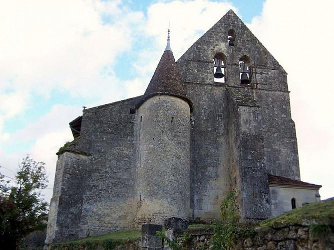 Eglise St Vivien de Romagne