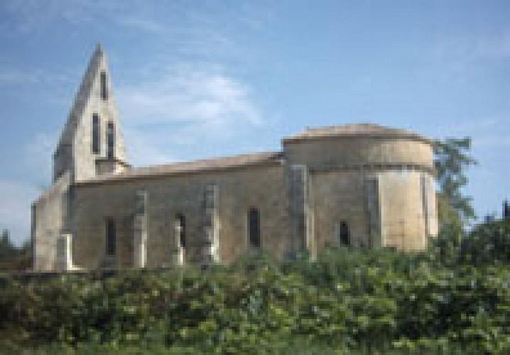 Eglise de St Pierre de Bat