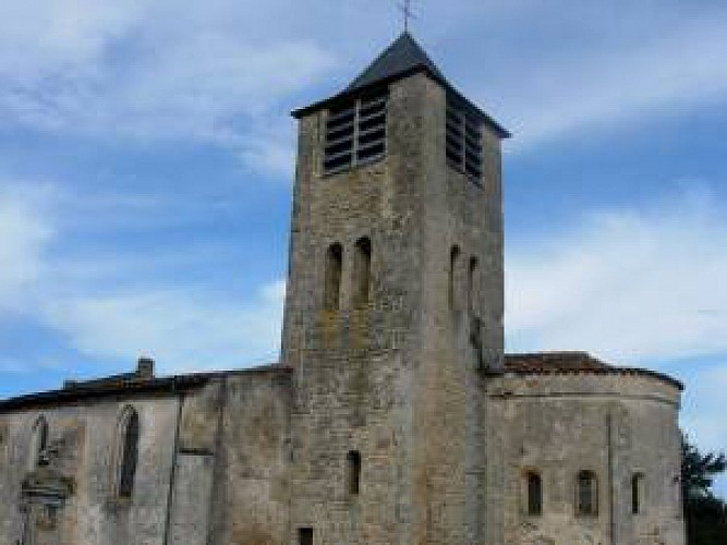 Eglise Saint-Martin - Le Nizan