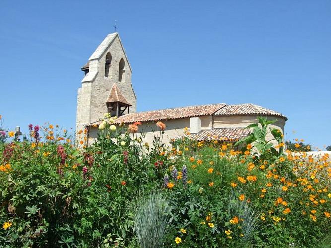 Marimbault - église (ph. Cathy F)