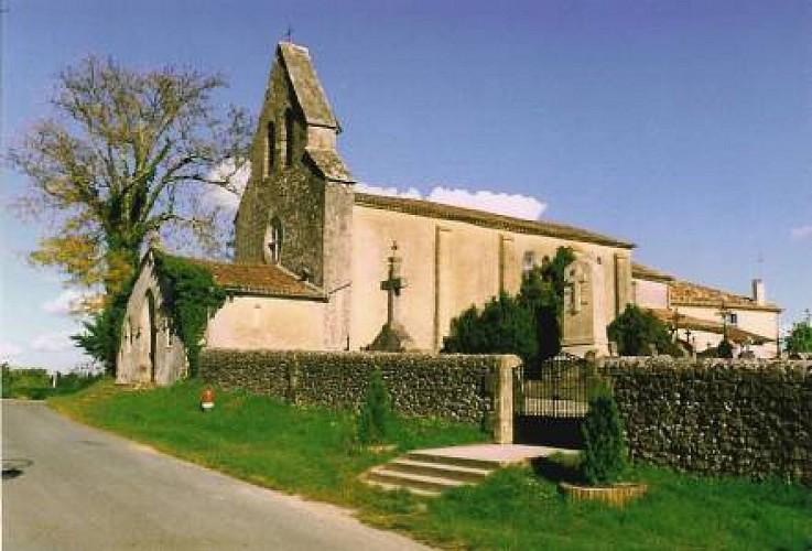 Eglise de Sauviac