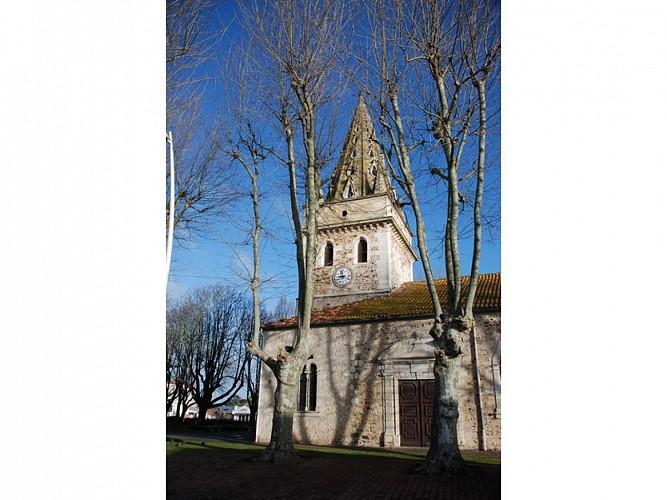 Eglise Saint Vincent La Teste