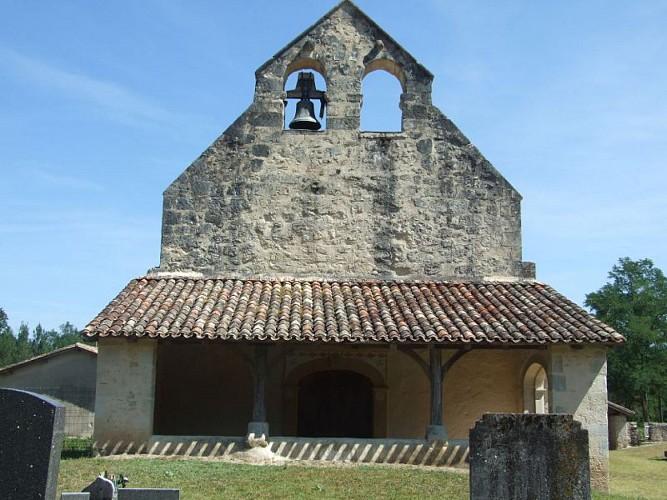 Cudos - église Artiguevielle