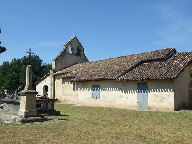 Cudos - église Artiguevielle1