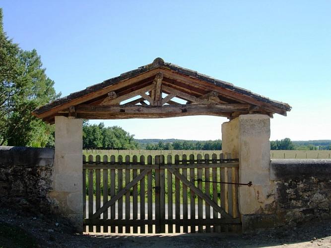 Eglise Saint Martin de Gajac (1)