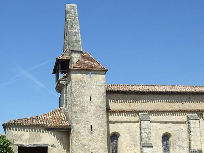 Eglise Saint Martin de Gajac (4)