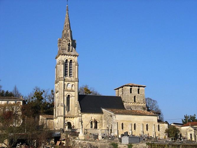 St-Michel-de-Fronsac - Eglise