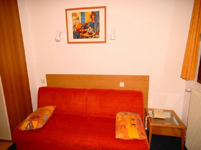 AGENCE BARROSO - LE CHALET 03 COUCHAGE