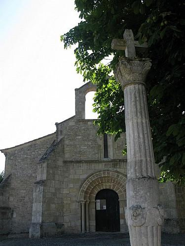 Eglise Générac Croix