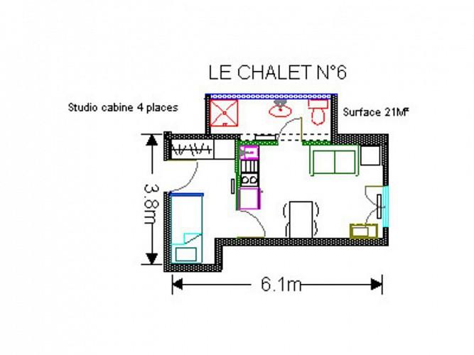 AGENCE BARROSO - LE CHALET 06 PLAN