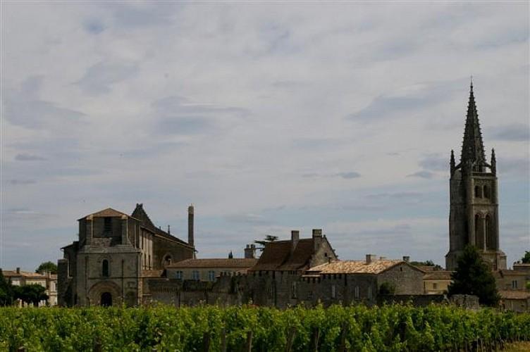 St-Emilion - Collégiale