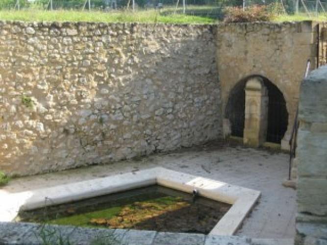 Fontaine et Lavoir Arbanats