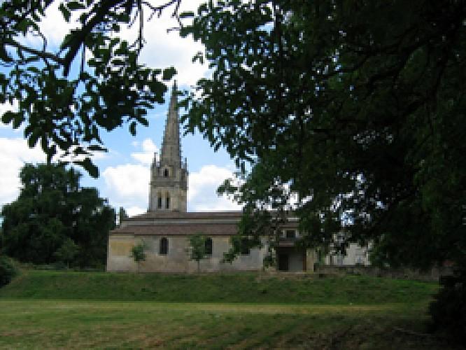 Eglise de Toulenne