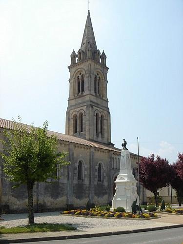 Eglise de Civrac