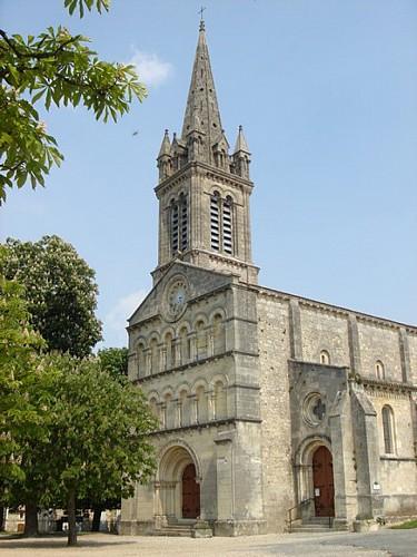 Eglise de Saint-Christoly