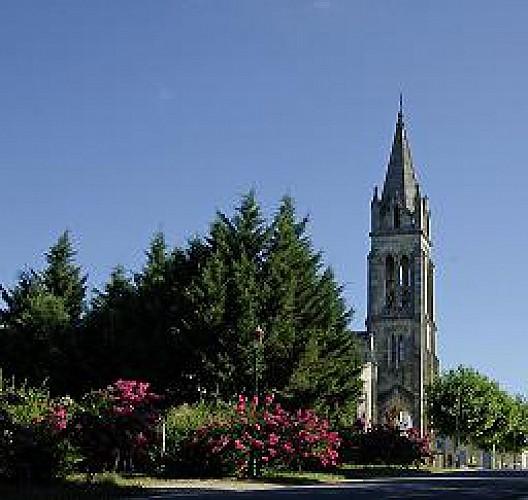 église st martin de maransin