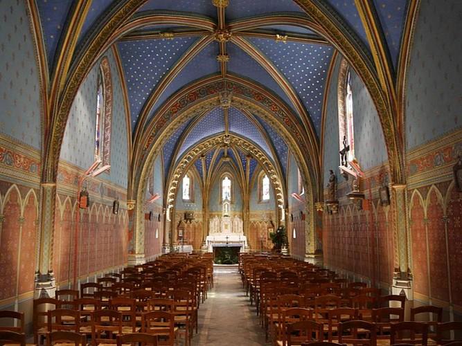 Chapelle Royale de Condat