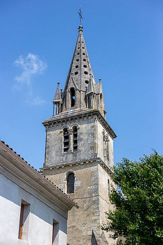 Eglise St-Romain - Cartelègue1