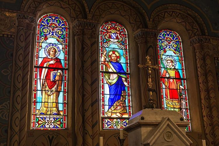 Eglise St Romain - Cartelègue2