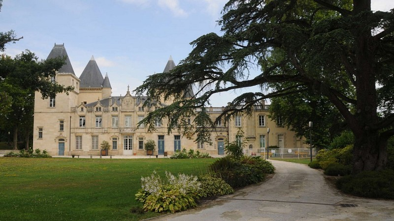 Chateau-de-Thouars-Bordeaux-Metropole