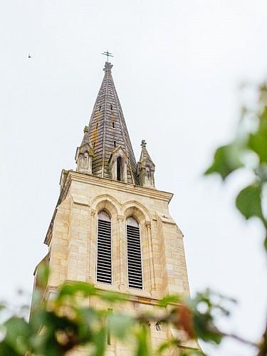 Grignols - église (2)