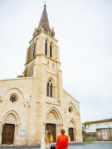 Grignols - église (1)