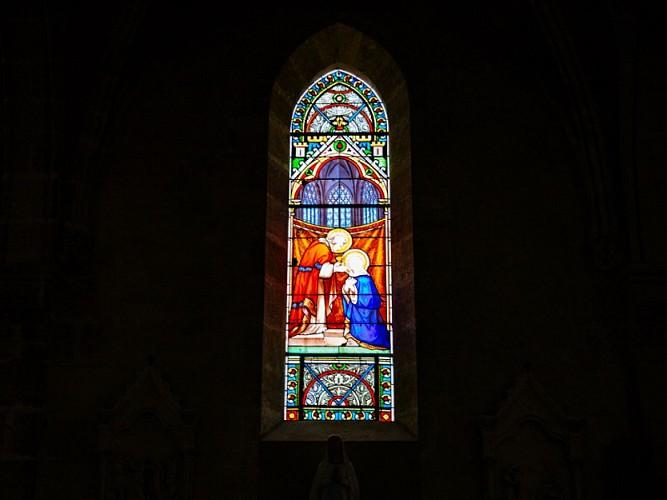 Grignols - église (6)