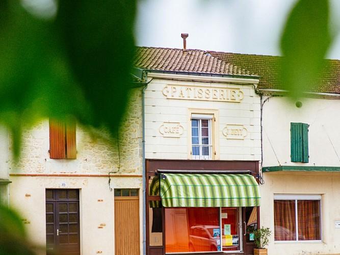 Grignols - village