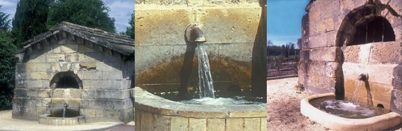 Mérignac - La Fontaine d'Arlac