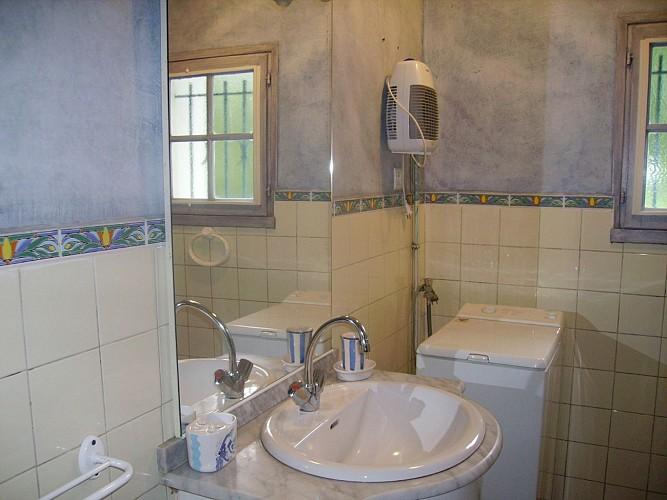 Peings - Salle de bain