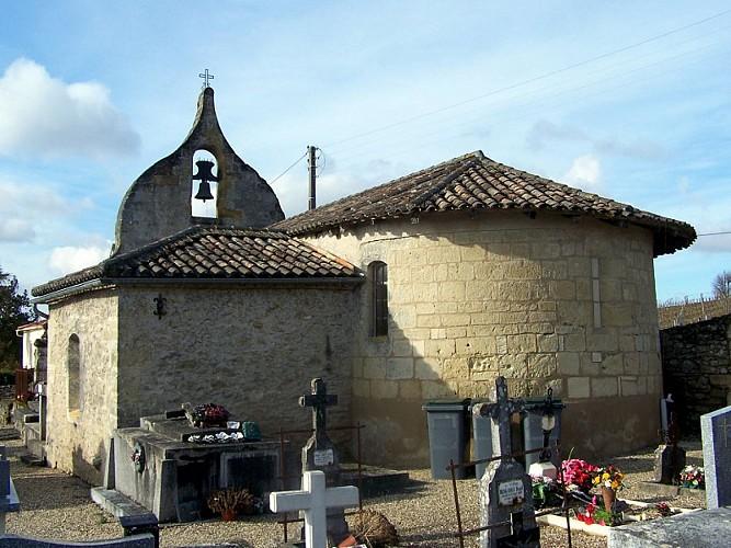 Eglise de saint andres du garn