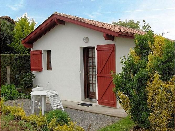 Location Juantorena - 01 - Vue maisonnette - Ascarat