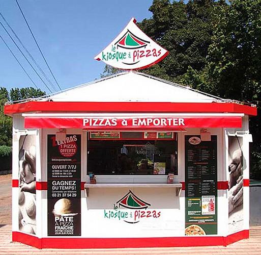 Le Kioske à pizza