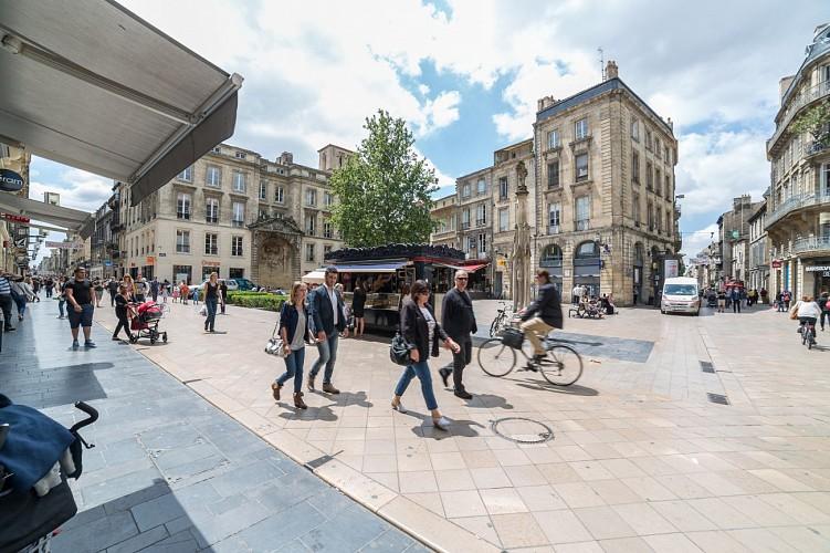 Rue Sainte-Catherine©Steve Le Clech Photos