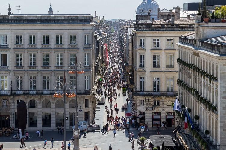 Rue Sainte-Catherine - Vue d'ensemble©Steve Le Clech Photos
