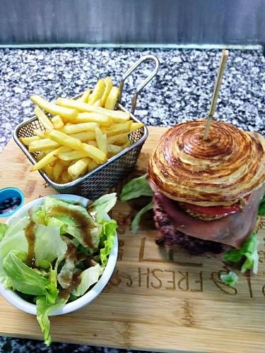 plat hamburger