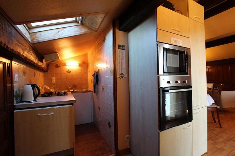 Appartement Videgain cuisine - St Jean Pied de Port