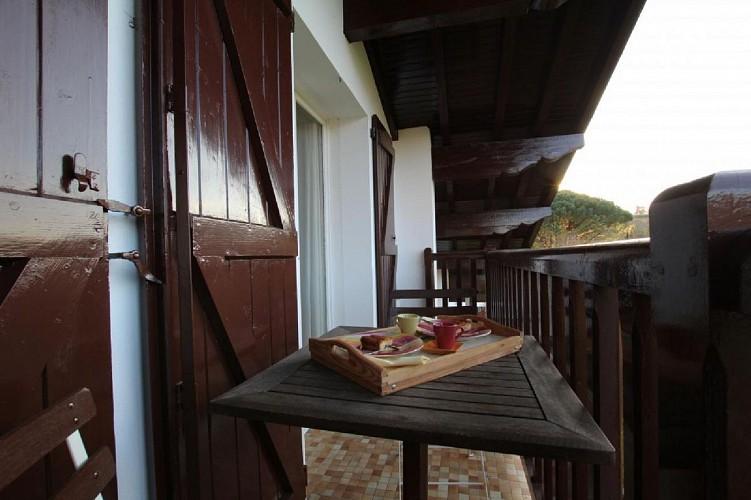 Appartement Videgain balcon terrasse - St Jean Pied de Port