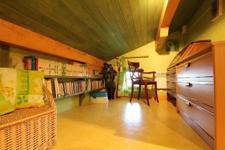 Appartement Videgain bureau bibliothèque - St Jean Pied de Port