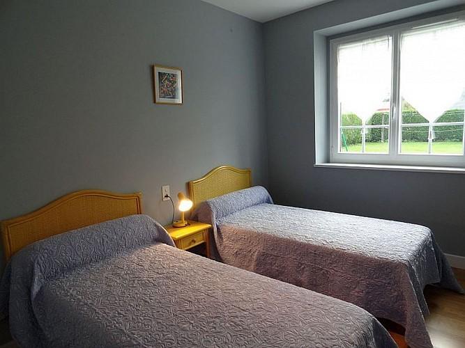 Location Biscaichipy - 09 - Chambre 2 lits - Ispoure
