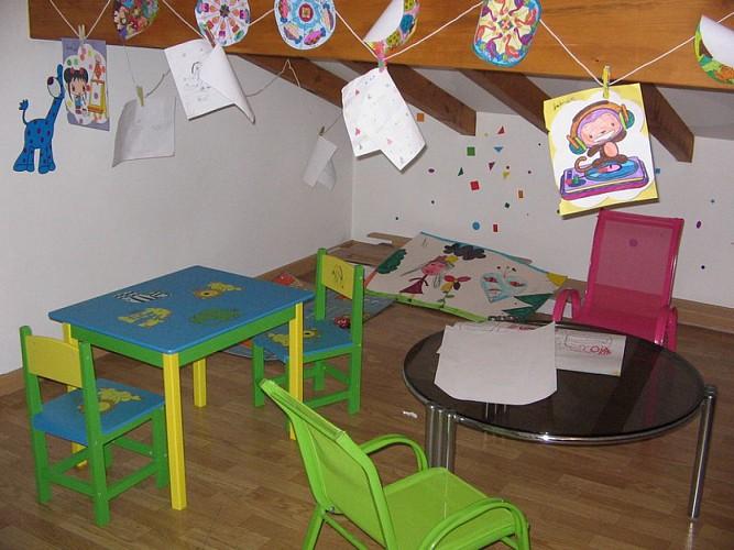 Dabbadie salle de jeux enfants