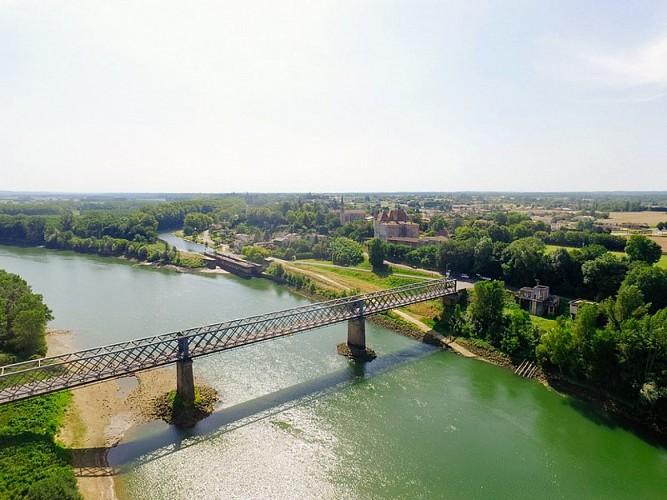 drone castets et castillon pont