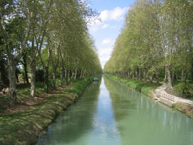 canal castets