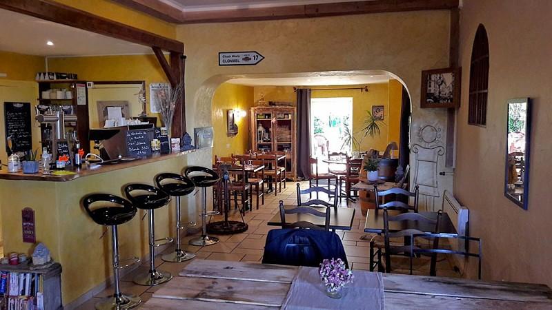 Hôtel-restaurant La Borie à Saint-Geniès