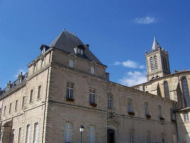 La Reole - Abbaye des Bénédictins (2) 2016